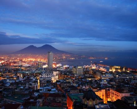 Start your unforgettable Tour of Campania from Best Western Hotel Plaza in Napoli!