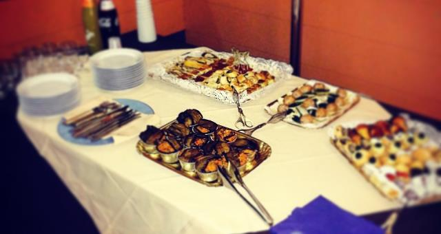 Il Light Lunch a buffet del Best Western Plaza