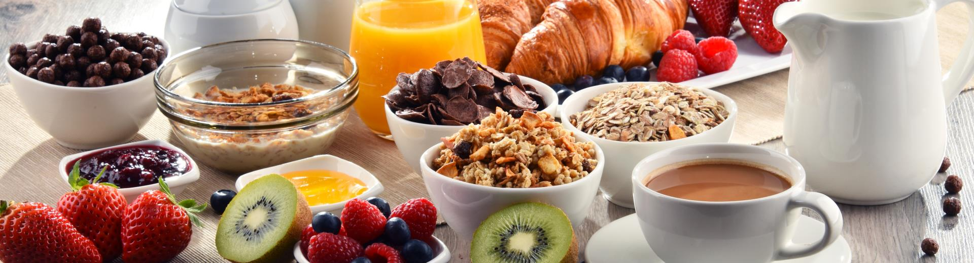 Free breakfast for partners Best Western Rewards® Platinum, Diamond and Diamond Select-Best Western Hotel Plaza Naples